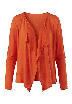 - Jacke aus reinem Hanf