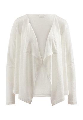 - Jacke aus reinem Leinen