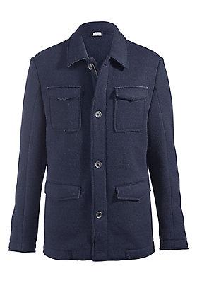 kw38-2014-besteller-herren - Jacke aus reiner Schurwolle