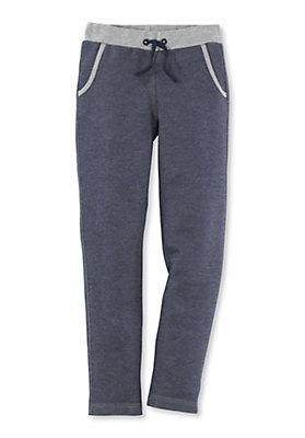 - Jeans Jersey Hose aus reiner Bio-Baumwolle