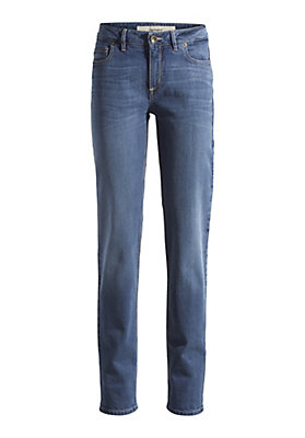 - Jeans Regular Fit aus Bio-Denim