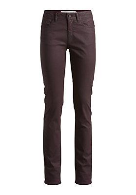 "- Jeans Slim Fit ""Gloss"" aus Bio-Baumwolle"