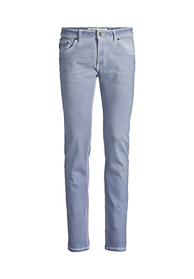 - Jeans Straight Fit Coloured aus Bio-Baumwolle
