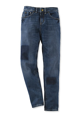 - Jeans aus reiner Bio-Baumwolle