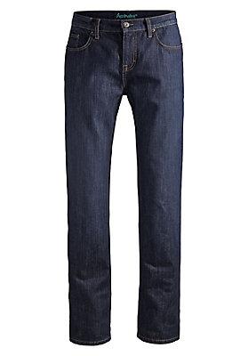 - Jeans regular fit aus reiner Bio-Baumwolle