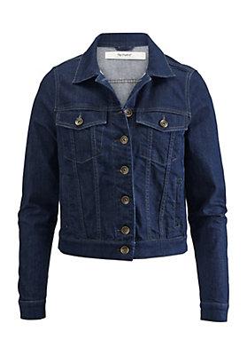 - Jeansjacke aus Bio-Denim
