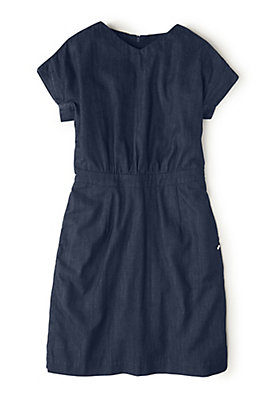 - Jeanskleid Mini Me aus reiner Bio-Baumwolle