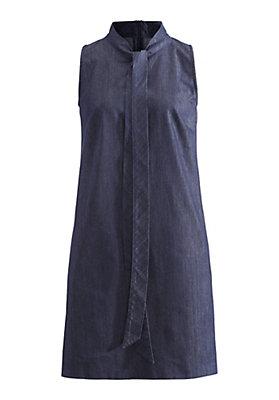 - Jeanskleid aus reinem Bio-Denim