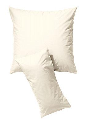 - Jersey-Kissenbezug aus reiner Bio-Baumwolle