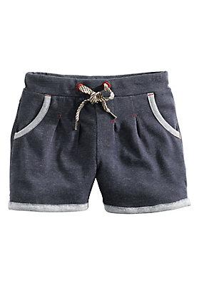 - Jersey-Shorts aus reiner Bio-Baumwolle