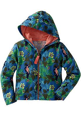 Jacken - Jerseyjacke aus reiner Bio-Baumwolle