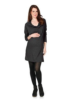 - Jerseykleid aus reiner Bio-Merinowolle