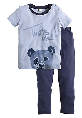 - Jungen-Pyjama aus reiner Bio-Baumwolle