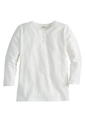 - Kinder Pyjama-Oberteil aus reiner Bio-Baumwolle
