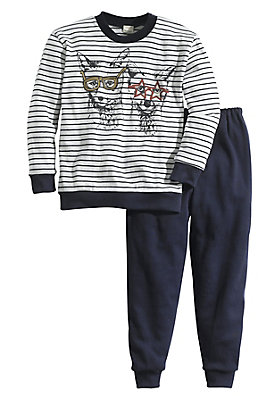 - Kinder Pyjama aus Bio-Baumwolle