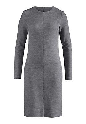- Kleid aus Bio-Baumwolle und Schurwolle