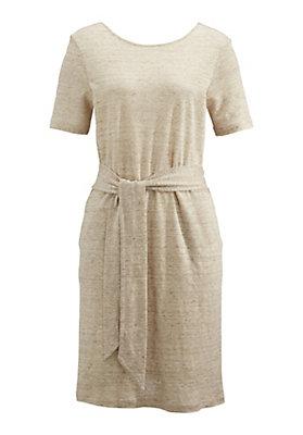 - Kleid aus reinem Leinen