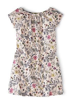 - Kleid aus reiner Bio-Baumwolle