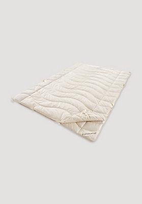 - Kombi-Decke Kapok und Bio-Baumwolle