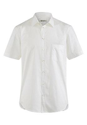 - Kurzarmhemd aus reiner Bio-Baumwolle