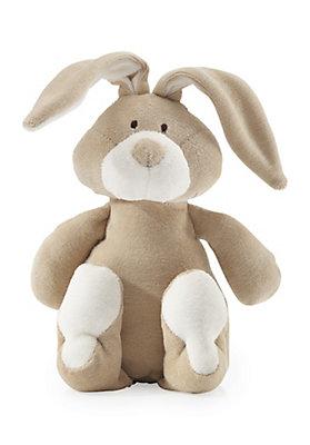 - Kuscheltier Hase aus reiner Bio-Baumwolle