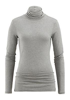 - Langarm-Shirt aus Modal