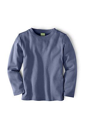 - Langarmshirt aus reiner Bio-Baumwolle