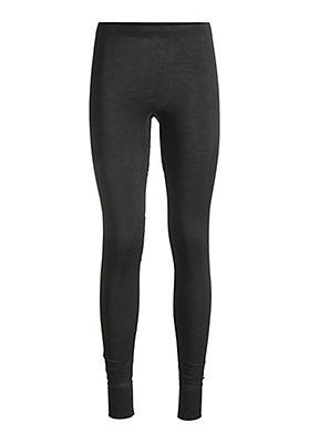 - Lange Pants PureMIX aus Bio-Merinowolle mit Seide