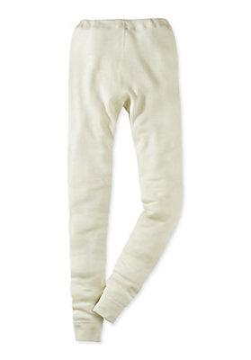 - Lange Unterhose für Kinder aus Bio-Merinowolle mit Seide