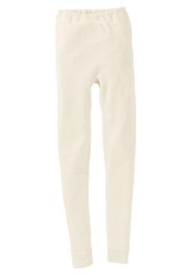- Lange Unterhose für Kinder aus reiner Bio-Merinowolle
