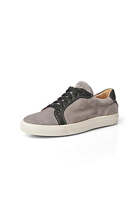 - Ledersneaker