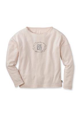 - Mädchen Shirt aus reiner Bio-Baumwolle