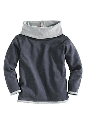 - Mädchen Sweatshirt aus reiner Bio-Baumwolle