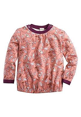 - Mädchenshirt aus reiner Bio-Baumwolle