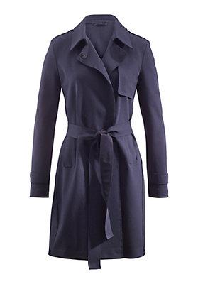 - Mantel aus Bio-Baumwolle