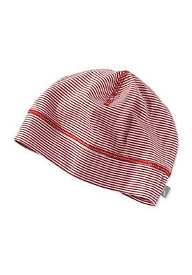 - Mütze aus reiner Bio-Baumwolle