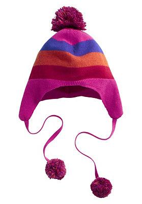 - Mütze aus reiner Schurwolle
