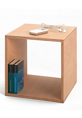 - Nachttisch Tojo cube