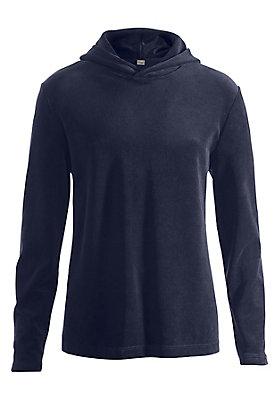 Schlafwäsche - Nicki Shirt aus reiner Bio-Baumwolle