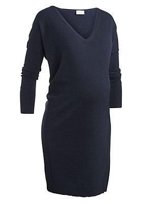 - Oversize-Strickkleid aus Schurwolle mit Kaschmir