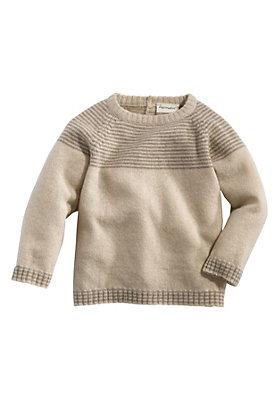 Pullover-und-Strickjacken Babies - Pulli aus reinem Kaschmir