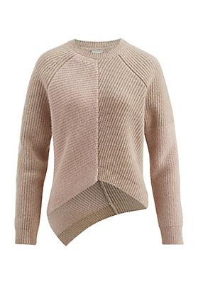 - Pullover aus Schurwolle, Alpaka und Seide