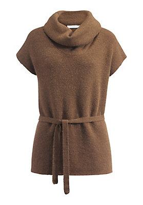 - Pullover aus reinem Alpaka