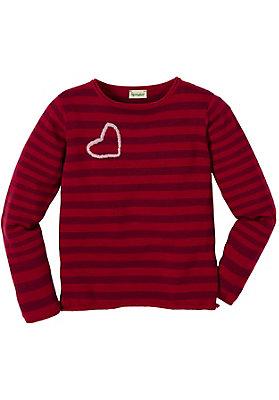 schulanfang - Pullover aus reiner Bio-Baumwolle