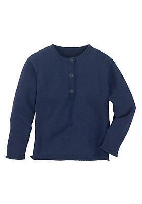 Pullover-und-Strickjacken Babies - Pullover aus reiner Bio-Baumwolle