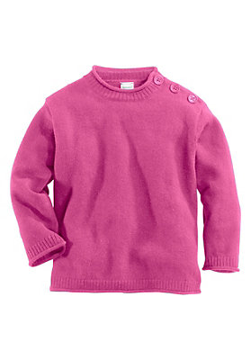 Pullover-und-Strickjacken Babies - Pullover aus reiner Lambswool