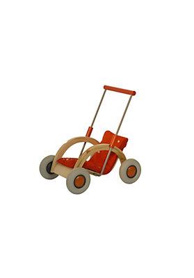 - Puppenwagen Sibis Troll (inkl. Fußsack)