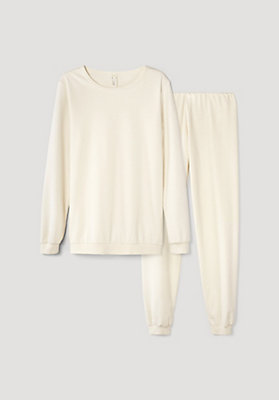 - Pyjama PureNATURE aus reiner Bio-Baumwolle