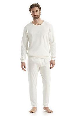 Schlafwäsche - Pyjama aus reiner Bio-Baumwolle