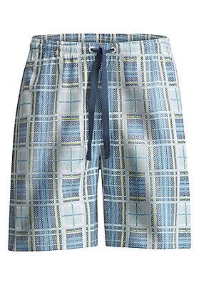 neu-haka-waesche - Pyjamashorts aus reiner Bio-Baumwolle
